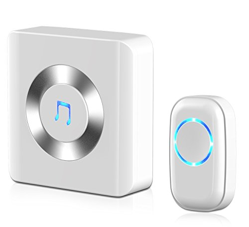 JETech Portable Wireless Doorbell. Best Wireless Doorbells on the Market   Home Automation Judge